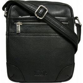 Always Wild kožená černá taška 22403-NDM BLACK Velikost: univerzální