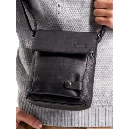 Always Wild kožená černá taška 012-NDM-BLACK Velikost: univerzální