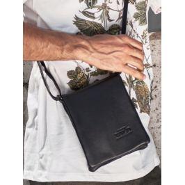 Always Wild kožená černá taška 011-NDM-BLACK Velikost: univerzální