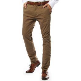 BASIC Camel  společenské kalhoty (ux2136) Velikost: 28