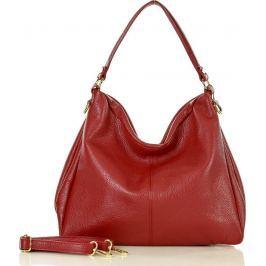 MARCO MAZZINI červená shopper kabelka (s231b) Velikost: univerzální
