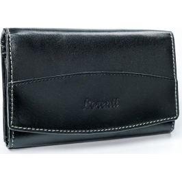 Lorenti černá kožená peněženka RD-06-BAL BLACK Velikost: univerzální
