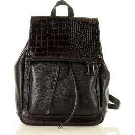 MAZZINI Dámský batoh DALLAS černá  (pl32k) Velikost: univerzální