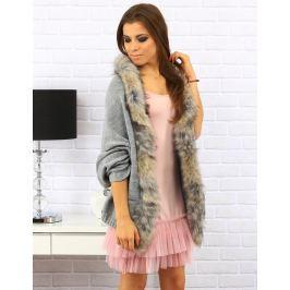BASIC Dámské růžové šaty (ey0179) velikost: univerzální, odstíny barev: růžová