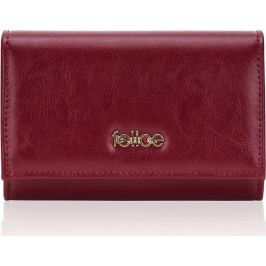Červená peněženka FELICE (P06 RED) Velikost: univerzální