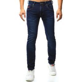 BASIC Pánské modré džíny (ux0997) velikost: 31, odstíny barev: modrá
