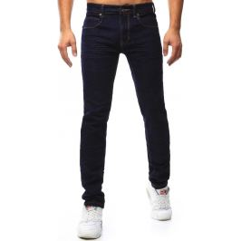 BASIC Pánské tmavě modré džíny (ux1044) velikost: 29, odstíny barev: modrá