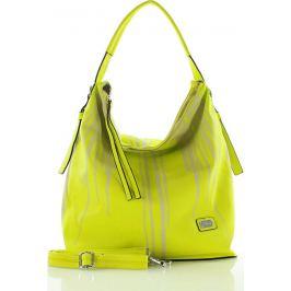 Pohodlná žlutá taška FURRINI (e262b) Velikost: univerzální