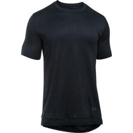 UNDER ARMOUR tričko The Layered Tee(1303703-001) velikost: XS, odstíny barev: černá