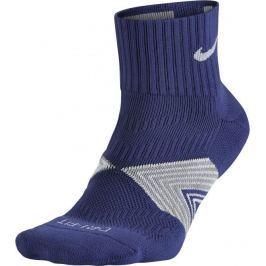 NIKE ponožky Dri-Fit Cushioned SX4751-512 velikost: 34-38, odstíny barev: modrá