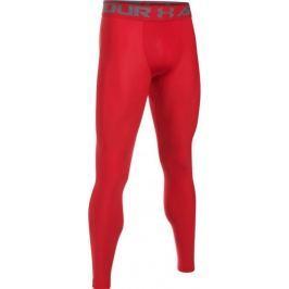 UNDER ARMOUR kompresní legíny HeatGear 2.0 Compression Leggings M 1289577-600 velikost: S, odstíny barev: červená