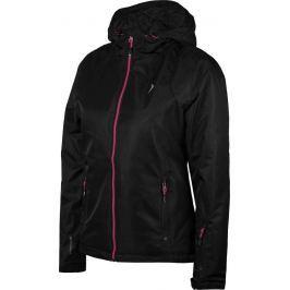 Černá lyžařská bunda Outhorn W HOZ17-KUDN600 velikost: M, odstíny barev: černá