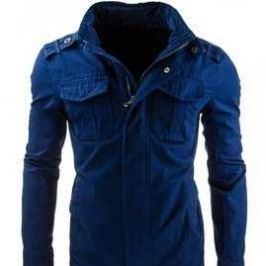 Pánská jarní bunda (tx1176)/170905-D14 velikost: XL, odstíny barev: modrá