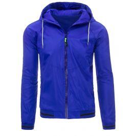 (vel. XL) Pánská modrá bunda jaro/podzim (tx1601)/1704147-D9 Velikost: XL