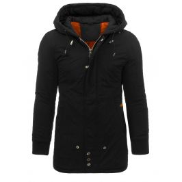 (vel. 2XL) Pánská zimní černá bunda (tx1371)/1611130-C22 Velikost: 2XL