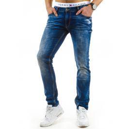 Pánské modré džíny (ux0643)/C18 velikost: 34, odstíny barev: modrá