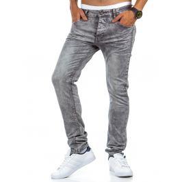 (vel. 30) Pánské šedé džíny (ux0372)/4714-E21 Velikost: 30