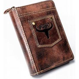 BUFFALO WILD pánská peněženka N4Z-NAP-HP.CH RUST Velikost: univerzální