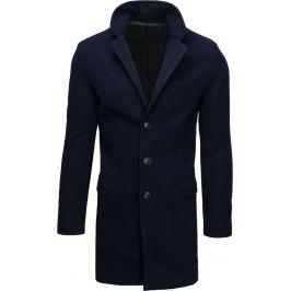 BASIC Pánský tmavě modrý kabát (cx0408) Velikost: M