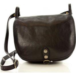 MAZZINI Černá kabelka přes rameno (L86d) Velikost: univerzální