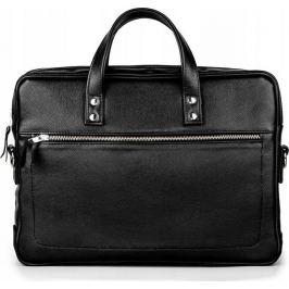 Rovicky černá kožená taška na notebook (SL04 ROVICKY BLACK) Velikost: univerzální
