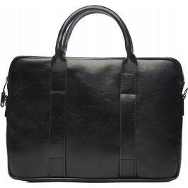 Rovicky černá kožená taška na notebook (SL20 ROVICKY BLACK) Velikost: univerzální
