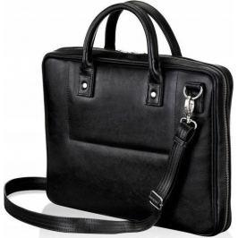 Rovicky černá kožená taška na notebook (SL21 ROVICKY BLACK) Velikost: univerzální