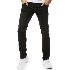 BASIC Černé pánské džíny (ux2150) Velikost: 30
