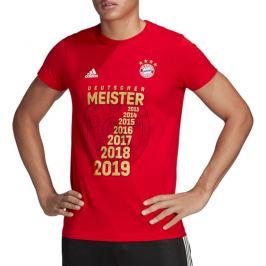 adidas FC Bayern Meister Tee GC9993 Velikost: 2XL