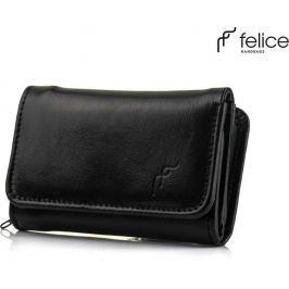 Dámská černá peněženka Felice (P14 sk cz) velikost: univerzální, odstíny barev: černá