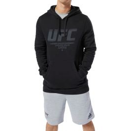 REEBOK UFC Fan Gear Pullover Hoodie DQ2005 Velikost: XS