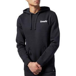 REEBOK CrossFit Mor Logo Hoodie DY8443 Velikost: XL