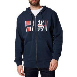 HELLY HANSEN 1877 Full Zip Hoodie 53226-598 Velikost: L