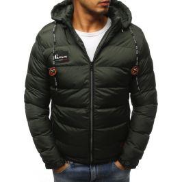 BASIC Khaki zimní bunda (tx3075) Velikost: M