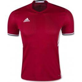 Adidas Fotbalový dres Condivo16 Jersey (AC5235) velikost: 140, odstíny barev: červená
