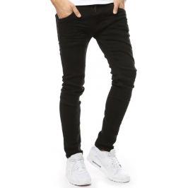 BASIC Pánské černé džíny (ux2168) Velikost: 29