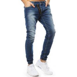BASIC Modré pánské džíny (ux2178) Velikost: 30