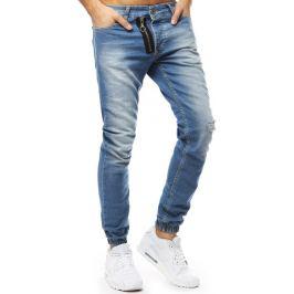 BASIC Světle modré pánské džíny (ux2179) Velikost: 30