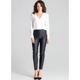 LENITIF Kalhoty s kapsami L072 Black Velikost: S