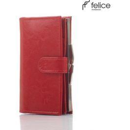 Felice Dámská elegantní peněženka (P13 RED) velikost: univerzální, odstíny barev: červená