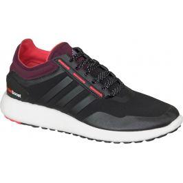 Dámské běžecké černé boty ADIDAS - B24471 velikost: 41 1/3, odstíny barev: černá