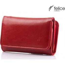 Dámská peněženka FELICE (P14 RED) velikost: univerzální, odstíny barev: červená