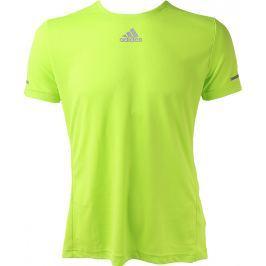 Adidas Run Tee S03015 velikost: L, odstíny barev: zelená