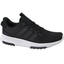 Adidas Černé sportovní tenisky Cloudfoam Racer (DA9306) velikost: 40 2/3, odstíny barev: černá