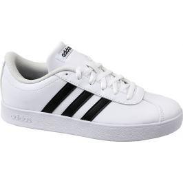 Adidas VL Court 2.0 K (DB1831) velikost: 36 2/3, odstíny barev: bílá