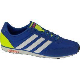 Pánské modré boty ADIDAS - F97911 velikost: 46 2/3, odstíny barev: modrá