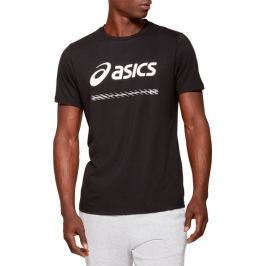 ASICS CITY SS TOP 1 TEE 2033A085-001 Velikost: S