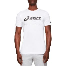 ASICS CITY SS TOP 1 TEE 2033A085-100 Velikost: S