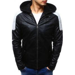 BASIC Pánská černá bunda (tx2111) Velikost: M