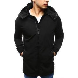 BASIC Pánská černá bunda (tx2113) velikost: M, odstíny barev: černá